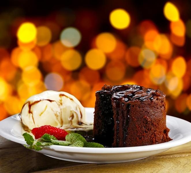 resized dessert